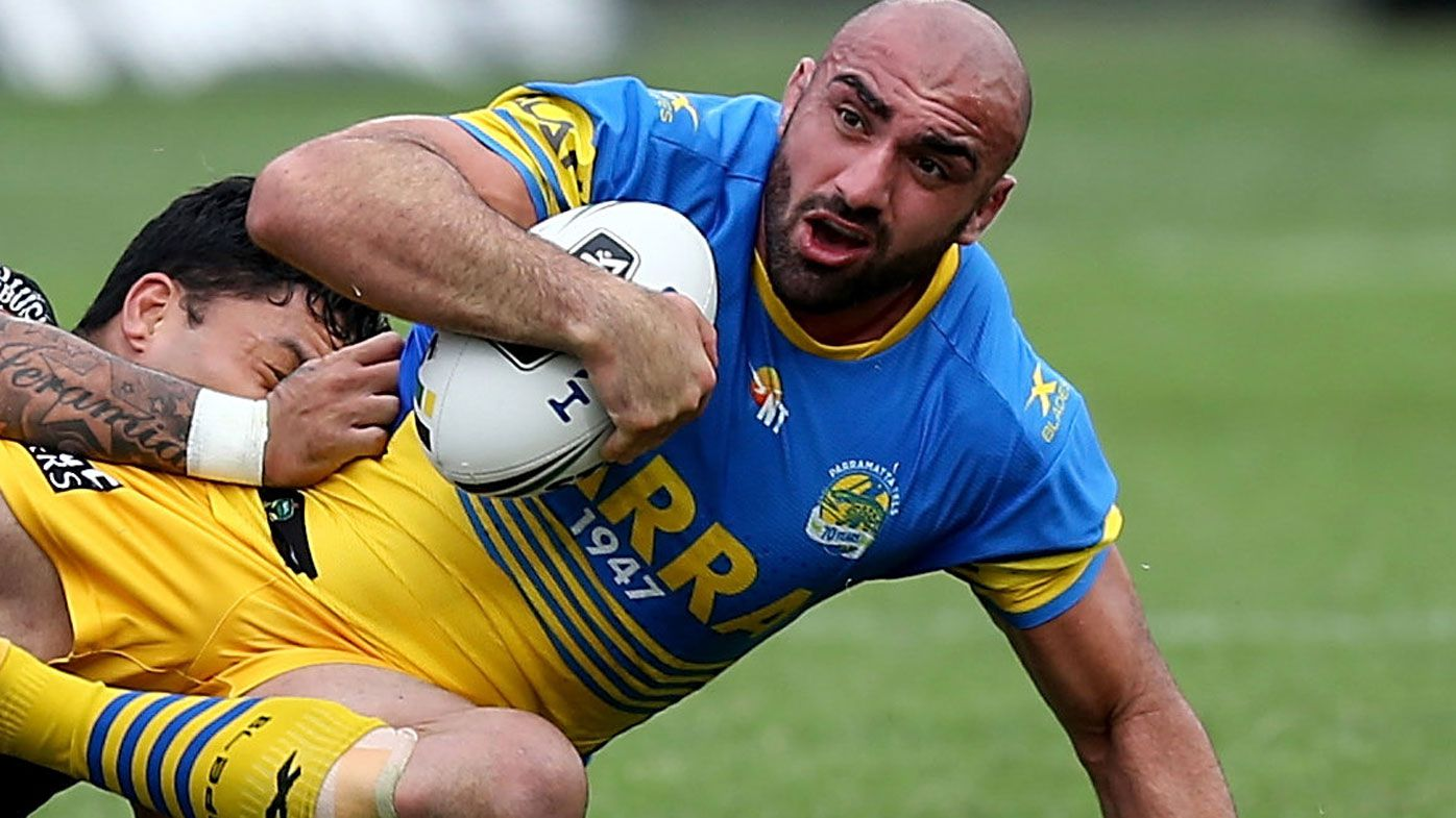 Tim Mannah backflips on Wests Tigers move to finish NRL deal with Eels