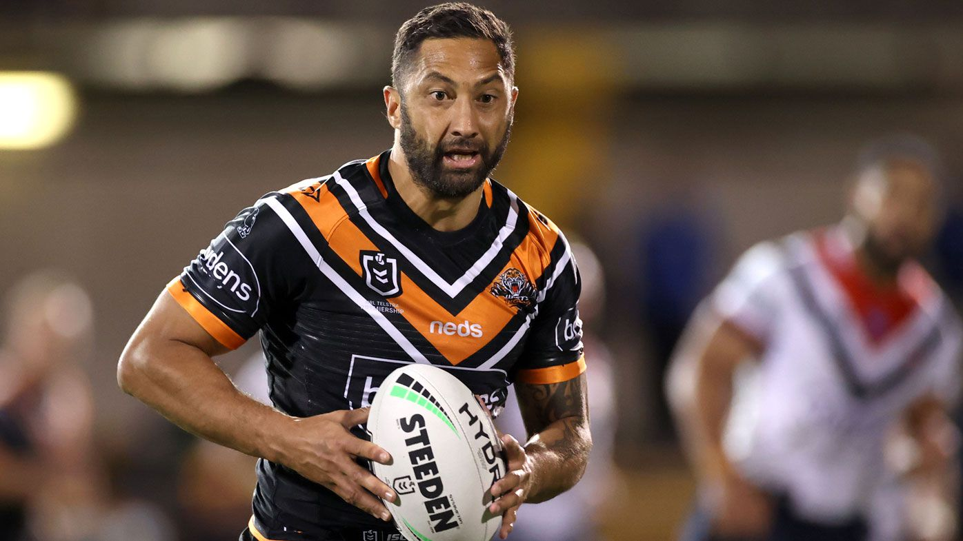 Wests Tigers to part ways with club icon Benji Marshall against his wishes: report