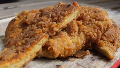 Vegan Fried Chicken store opens in Sydney