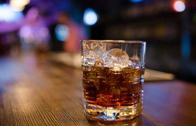 13. Pre-mix bourbon and Coke