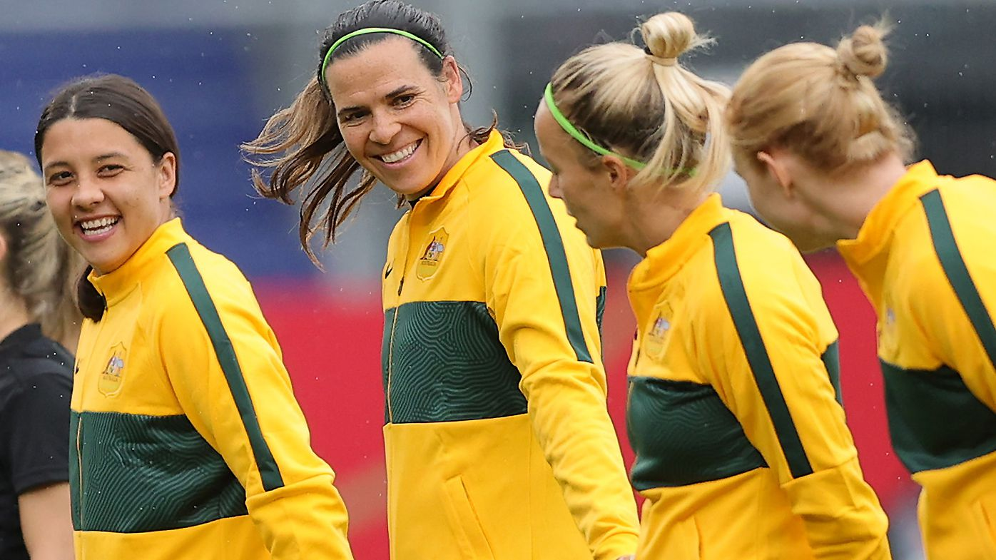 EXCLUSIVE: Matildas leading new frontier for women's sport ahead of Tokyo Olympics