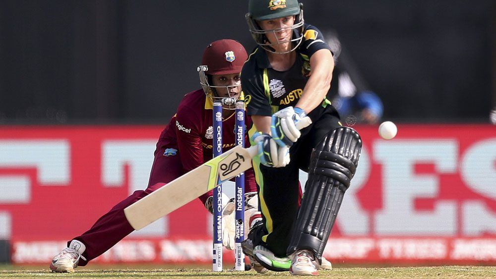 The women's World T20 will be a standalone event in Australia in 2020. (AAP)