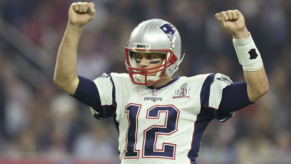 Game jersey stolen after Super Bowl: Brady