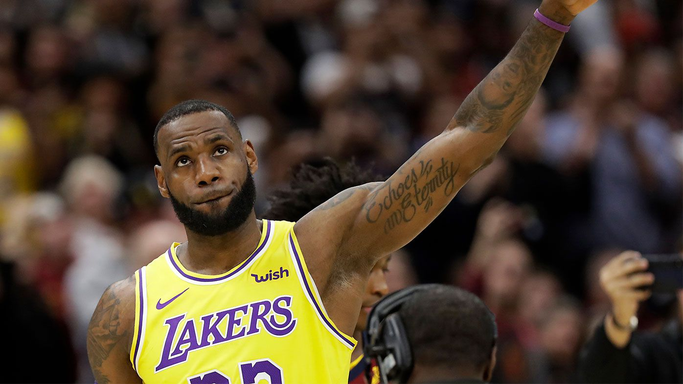 NBA: LeBron James sparks outrage from league executives over comments made about Anthony Davis