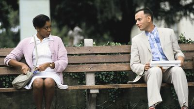 <p><em>Forrest Gump </em>(1994) – Forrest Gump's 30-year odyssey across American history proved a runaway hit, collecting a total of six Academy Awards.</p> <p>(Paramount Pictures)</p>