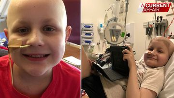 Lifesaving Christmas wish comes true for young leukaemia patient
