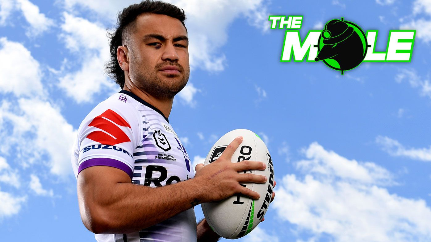 The Mole: Melbourne Storm grand final halfback Jahrome Hughes chased by rival clubs