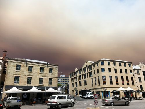 Tasmania fire services have confirmed a second property has been destroyed by embers from fires burning in Tasmania.