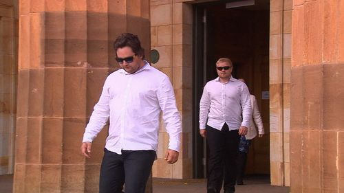 Jordan and Dominic Von Stanke have both been jailed over the 2017 fatal assault of a South Australia father.