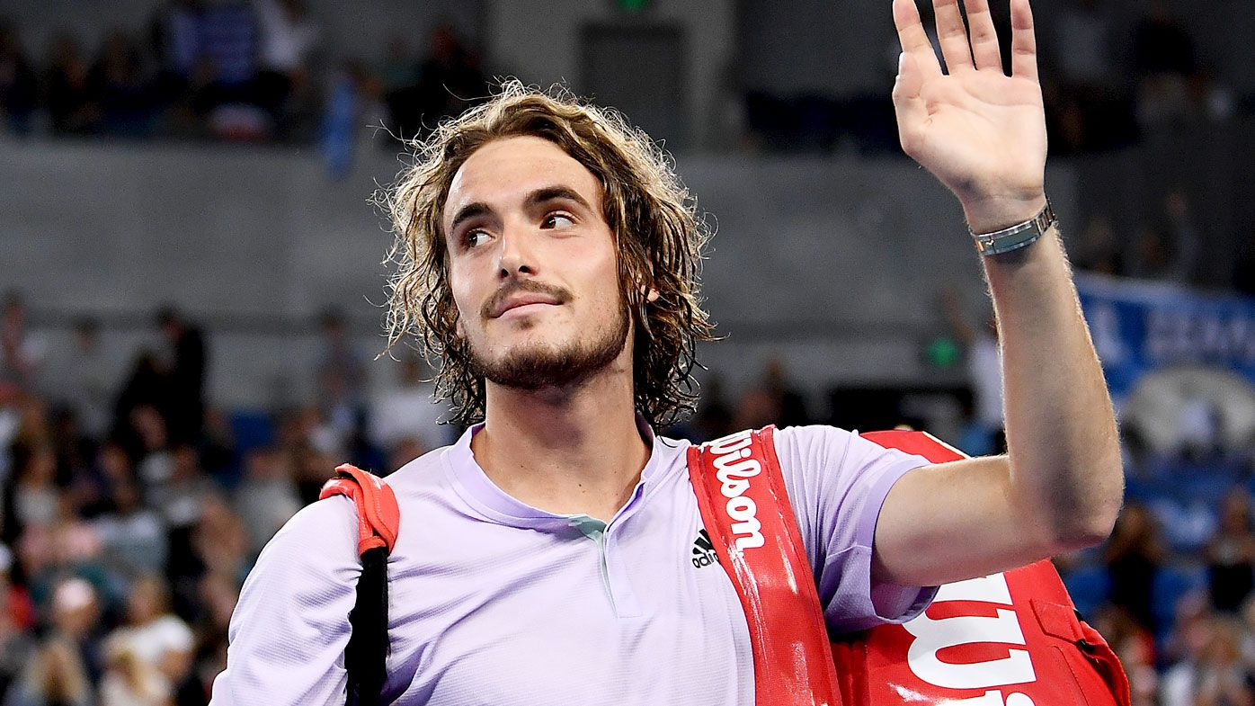 'That doesn't belong in tennis': Stefanos Tsitsipas urges his fans to be more 'respectful'