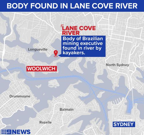 Ms Haddad's body was found on Sydney's Lower North Shore on Sunday morning. (9NEWS)