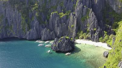 5. Secret Lagoon – El Nido, Palawan, Philippines