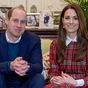 Prince William and Kate Middleton deliver dinner to 200 frontline workers