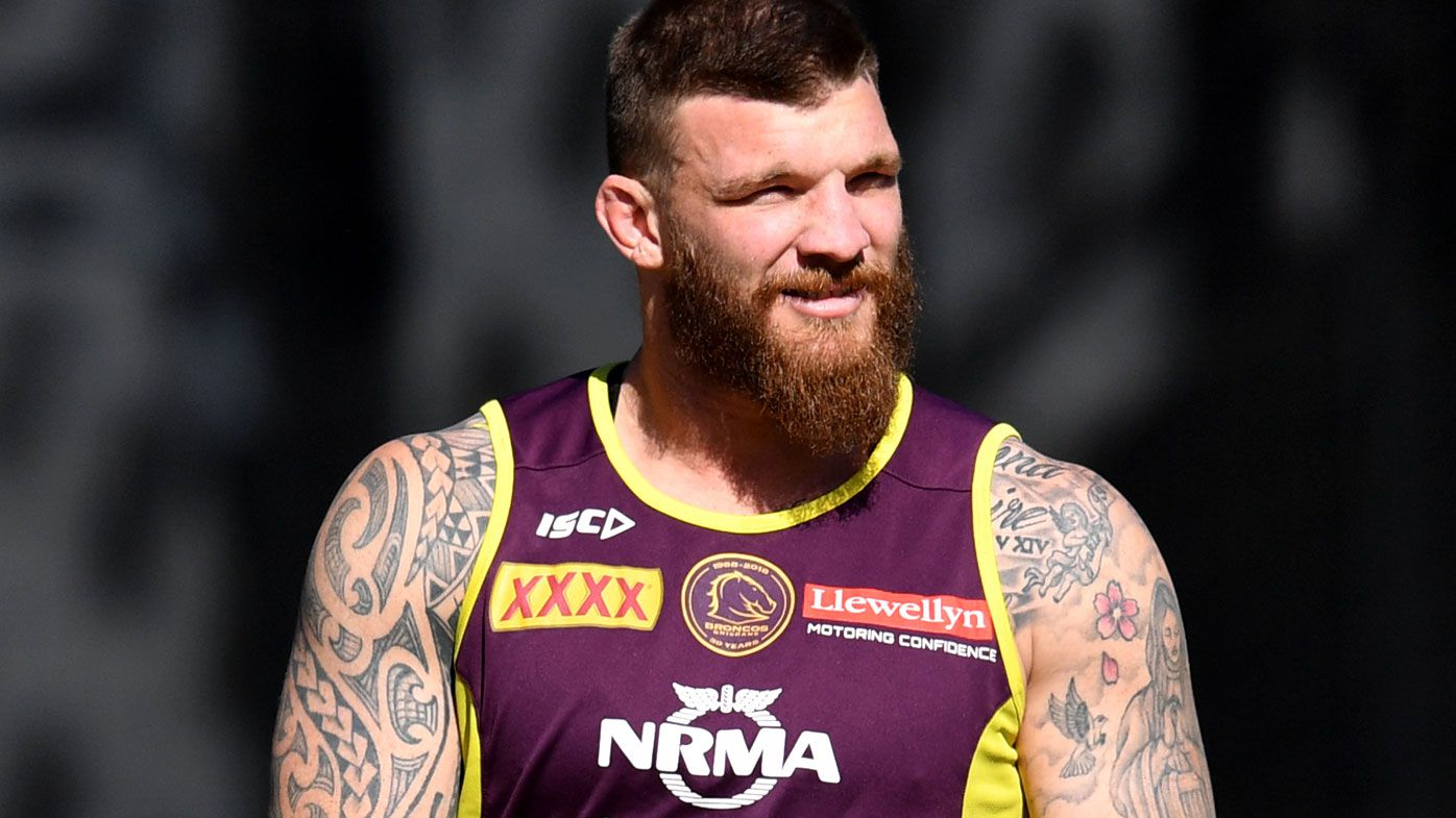 Wally Lewis shcoked by release of Broncos hard man Josh McGuire