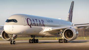 Qatar Airways is boosting its Australian services.