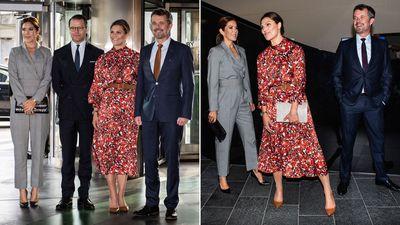 Swedish royals visit Denmark, September 2019