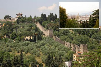 Kimye tied the knot in a 16th-century hilltop castle, Fort Belvedere, overlooking Florence. The Renaissance fortress cost $420,000 to hire, with the money going to the restoration of the Italian city's art treasures.<br/><br/>Image: Fort Belvedere