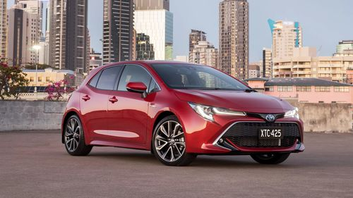 The range-topping Corolla ZR will cost $30,370 before on-road coasts.