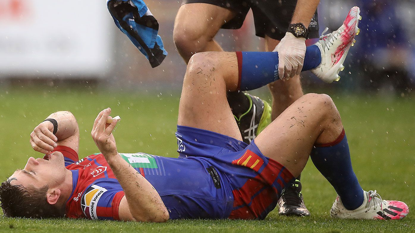 Newcastle Knights lose key duo in horror defeat against Canterbury Bulldogs