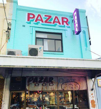 PAZAR restaurant Caterbury, Sydney