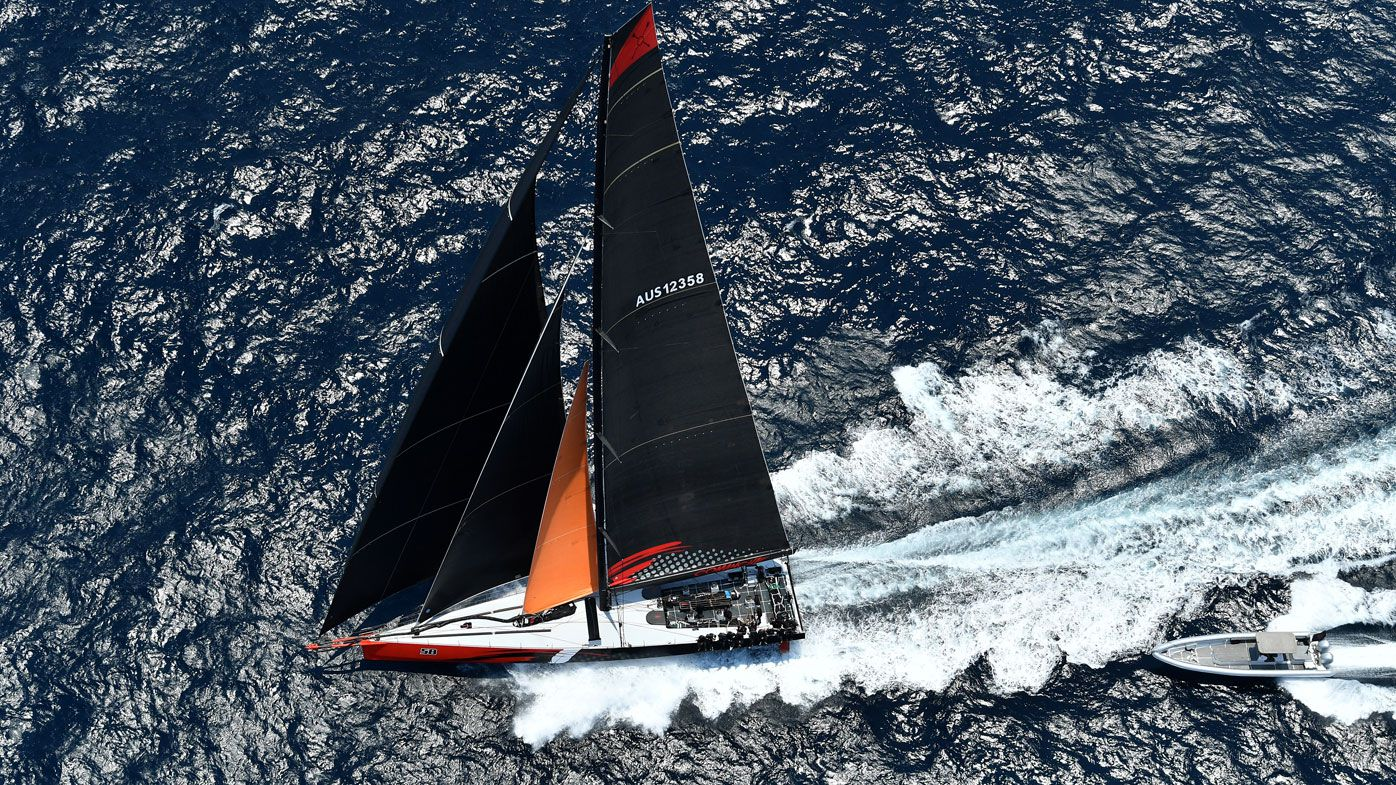 Comanche takes out 75th Sydney to Hobart yacht race