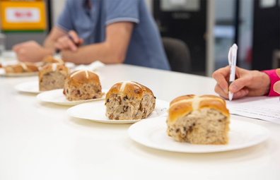 Choice blind taste hot cross buns from leading Australian supermarkets and bakeries