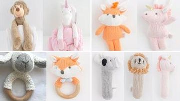 KaiserStyle Cuddle Blankets, Pram Accessories, Baby Rattles and Plush Rattles recalled by Product Safety Australia