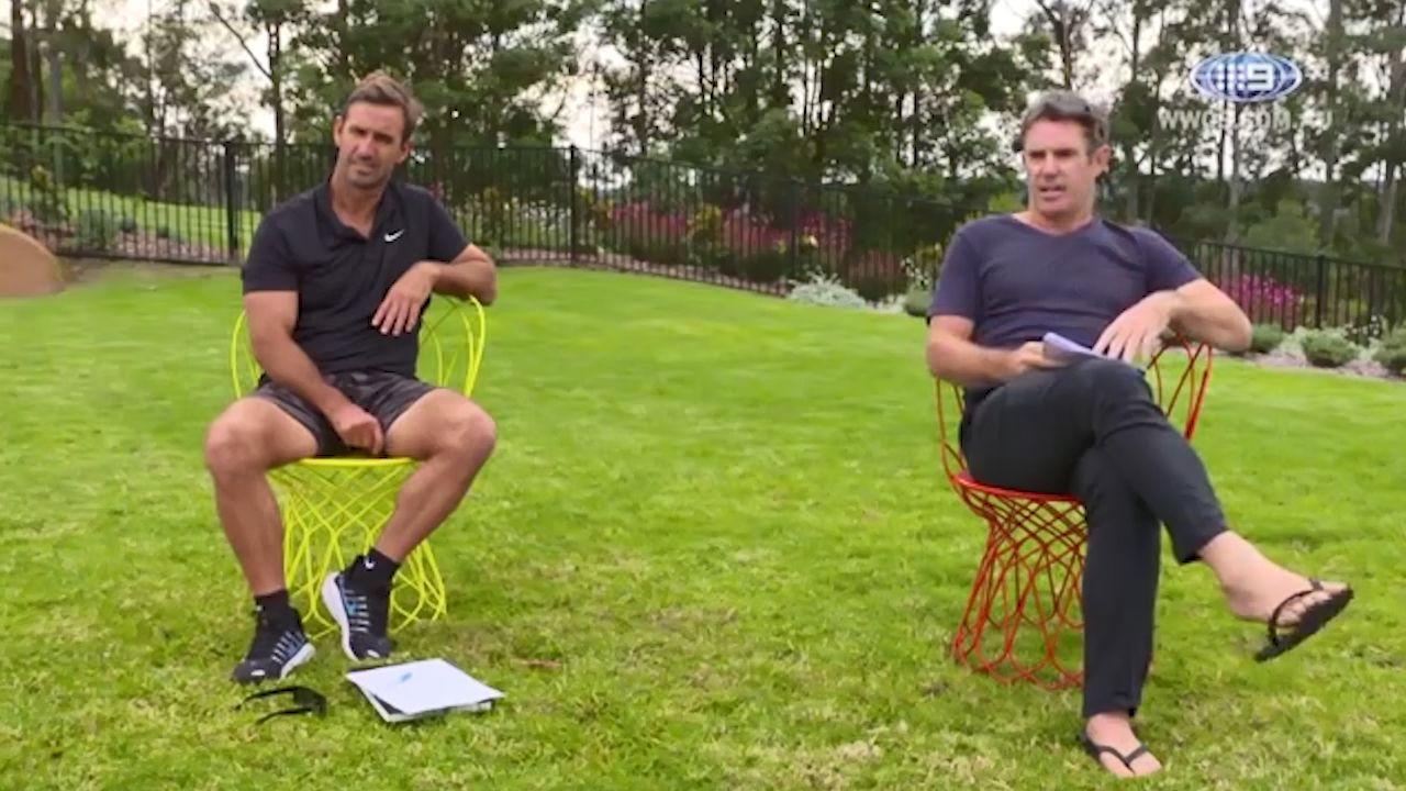 Brisbane, Maroons great Gorden Tallis delivers Darius Boyd reality check