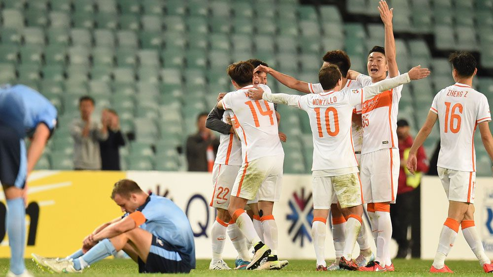 Sydney FC out of Asian Champions League