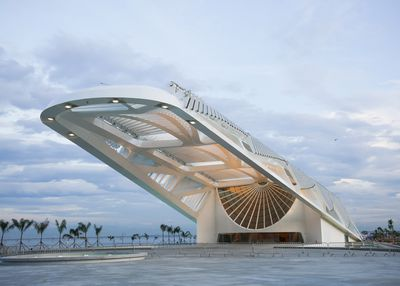 Santiago Calatrava's Museum of Tomorrow