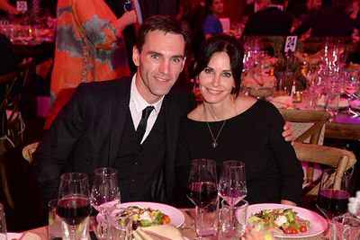 "<b>October 2013:</b> Cox  starts dating Snow Patrol singer Johnny McDaid after being introduced by mutual friend Ed Sheeran.<br/><br/><b>April 2014:</b>  Whoops! Ed accidently lets it slip that the pair are already living together, with Johnny moving into Courteney's Malibu home.  When asked if a wedding was on the cards, Ed replied that ""he wouldn't be surprised"".  Watch this space! <br/>"