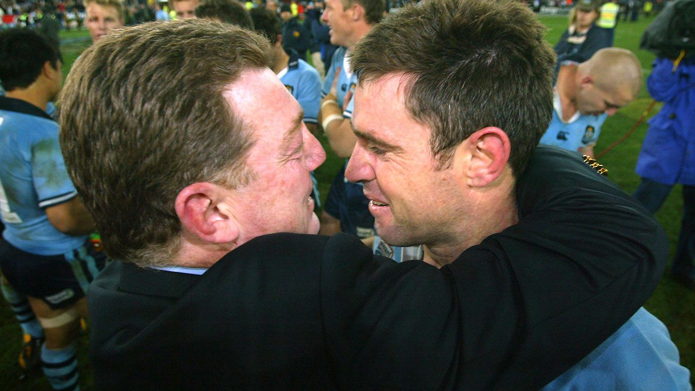 Phil Gould Brad Fittler