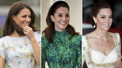 Kate's most expensive jewels
