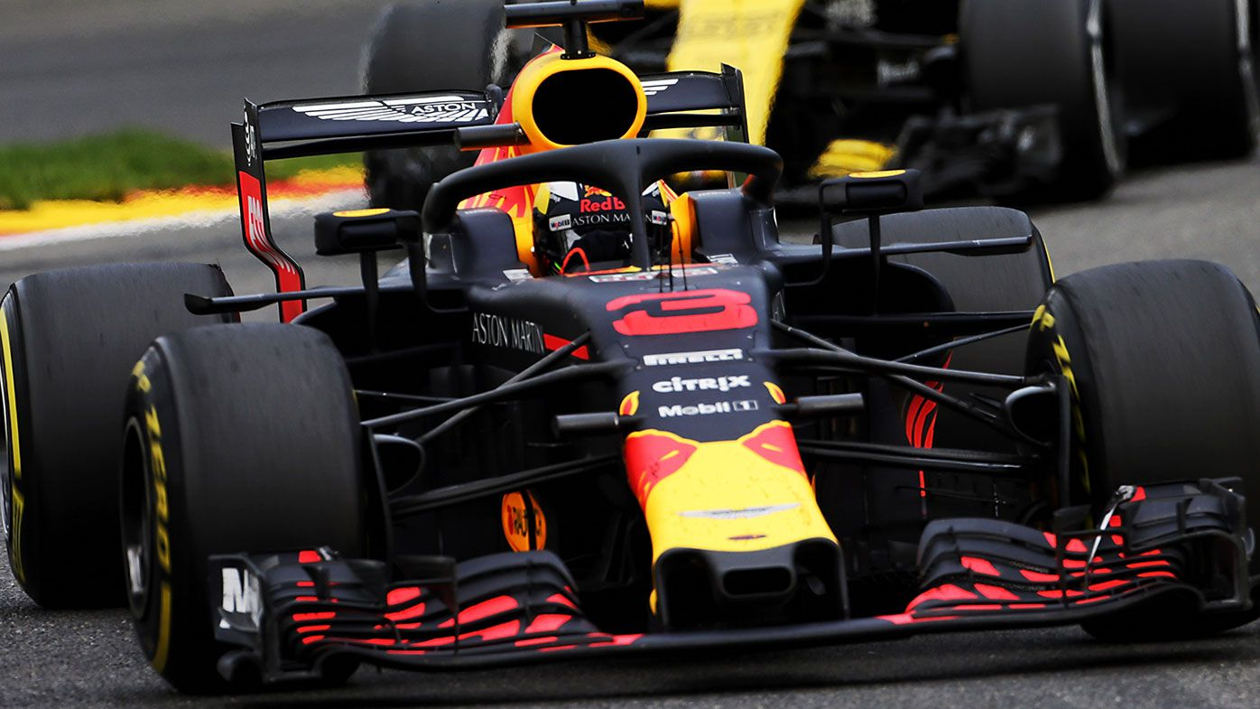 Ricciardo facing another grid penalty at Monza