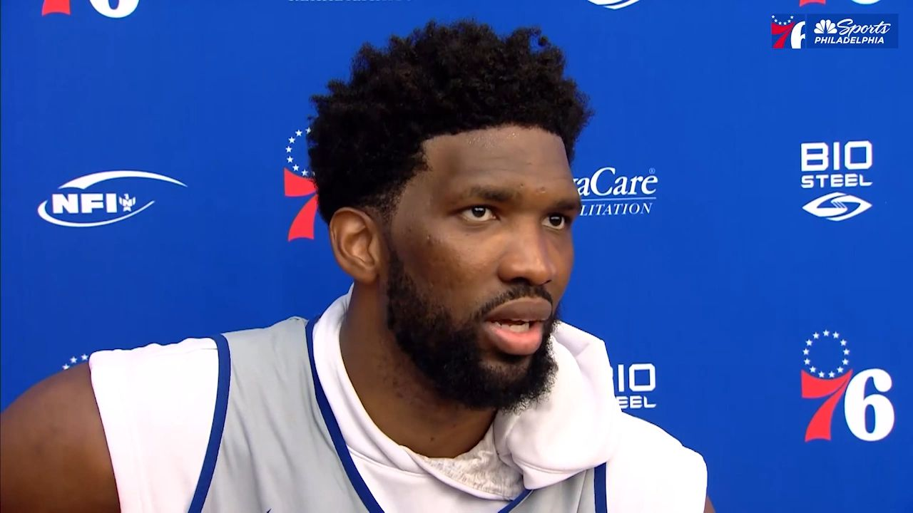 Joel Embiid reveals telling home truth in 'disappointing' Ben Simmons saga