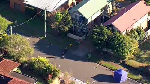 Queensland Police have revealed that a man who died on a Sunshine Coast Street overnight sustained stab wounds.