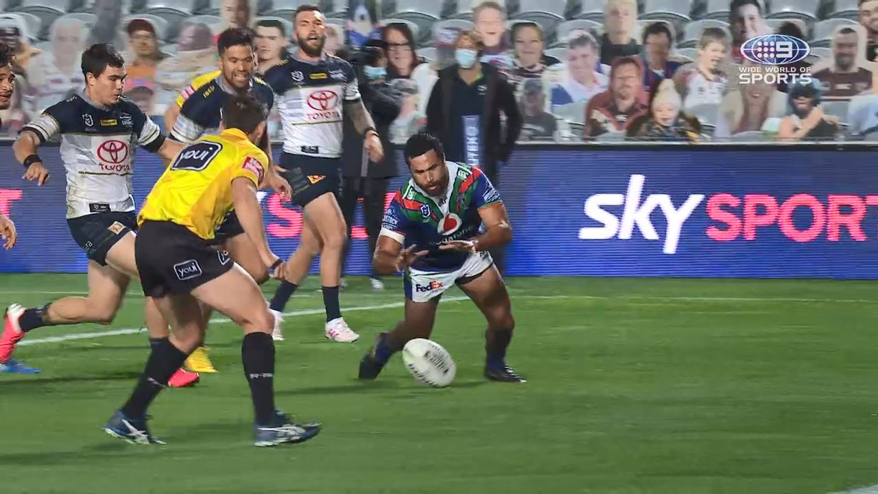 'Crowds aren't going to help us': Paul Green fuming over Cowboys' defence in loss to Warriors