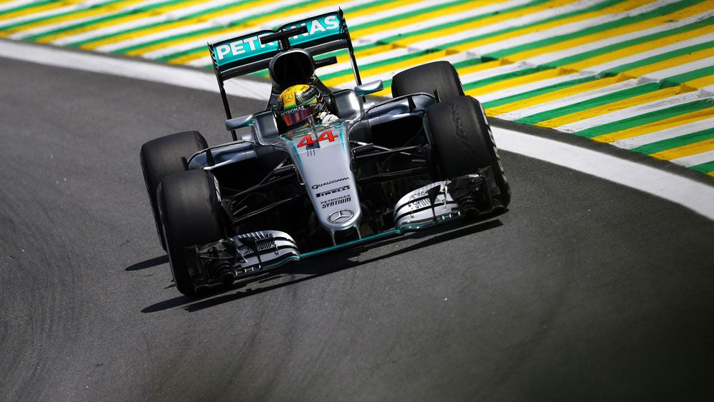 Mercedes will unveil their 2017 machine at Silverstone in February. (AAP)
