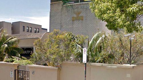 Jewish school in Bondi builds bombproof wall