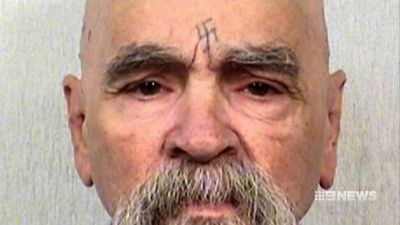 Charles Manson's alleged grandson claims he is innocent: 'He said his hands are clean'
