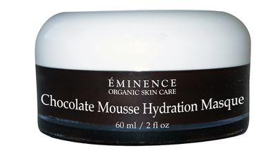 "<a href=""https://eminenceorganics.com/us/product/chocolate-mousse-hydration-masque"" target=""_blank"">Chocolate Mousse Hydration Masque, $91, Eminence</a>"