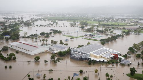 Queensland Floods Weather Far North Queensland Townsville