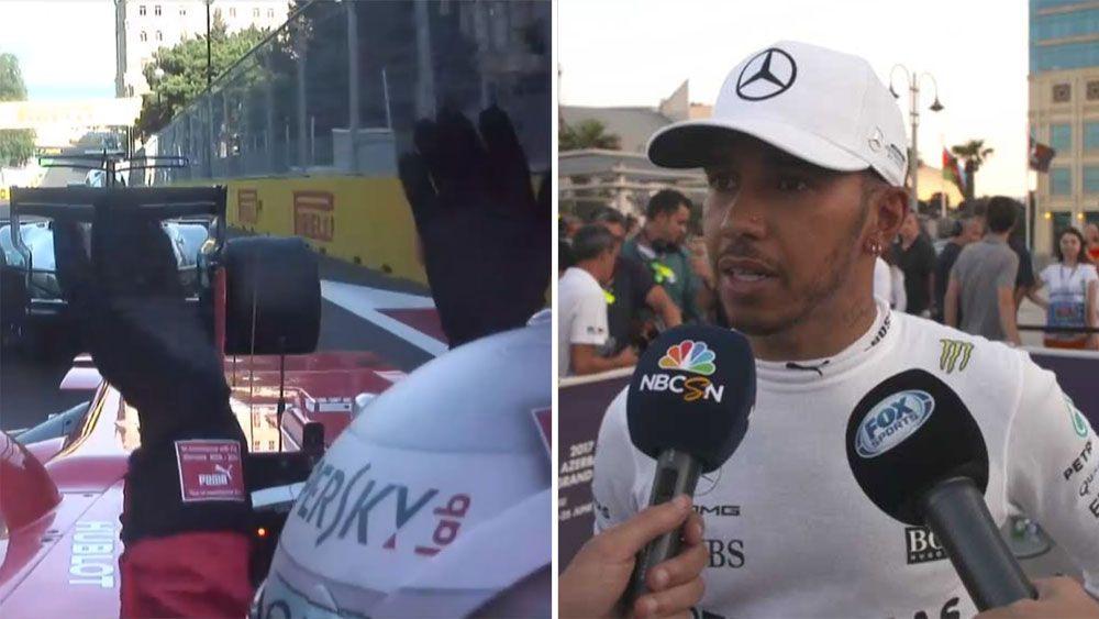 Formula One mid-season review: things get ugly between Lewis Hamilton and Sebastian Vettel