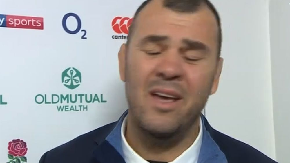 Rugby: Wallabies defeated by England in controversial clash