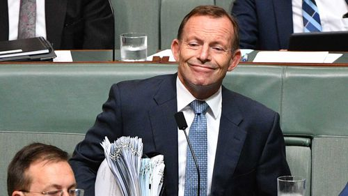 Tony Abbott said he is open to another stint as prime minister.