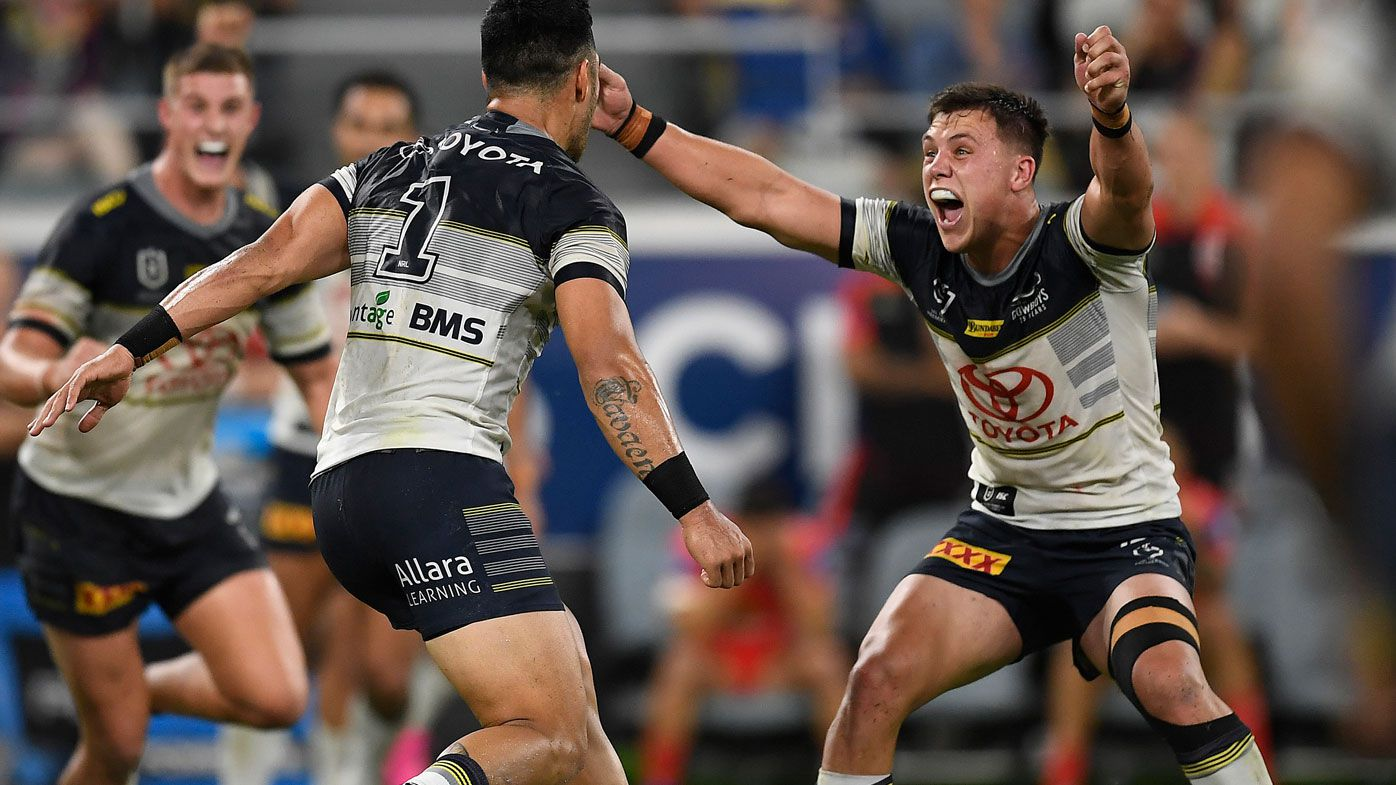 EXCLUSIVE: Valentine Holmes' match-winning performance a message, says Darren Lockyer