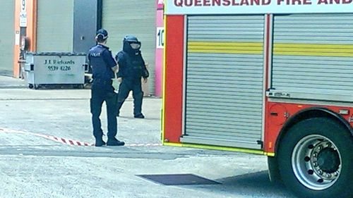 Police defuse pipe bomb found under truck on the Gold Coast