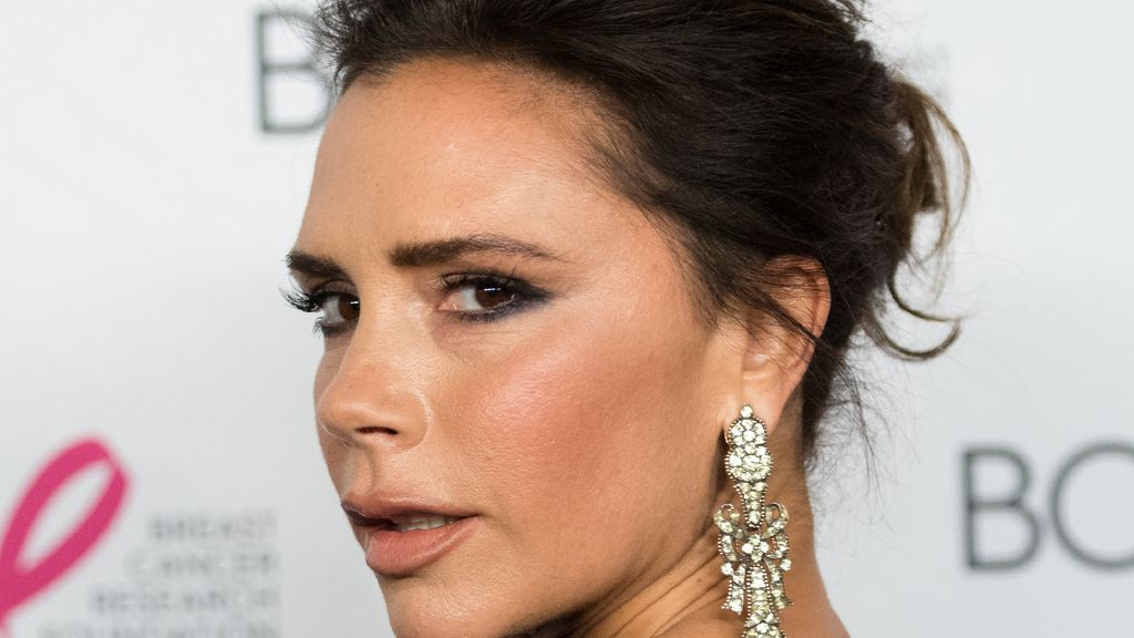 Victoria Beckham's almost-nude Vogue cover