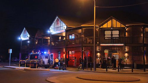 Man falls from Newcastle pub balcony after railing 'breaks under his weight'