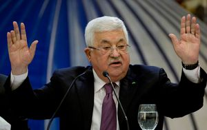 'I will not sell Jerusalem': Palestine cuts ties with Israel and US